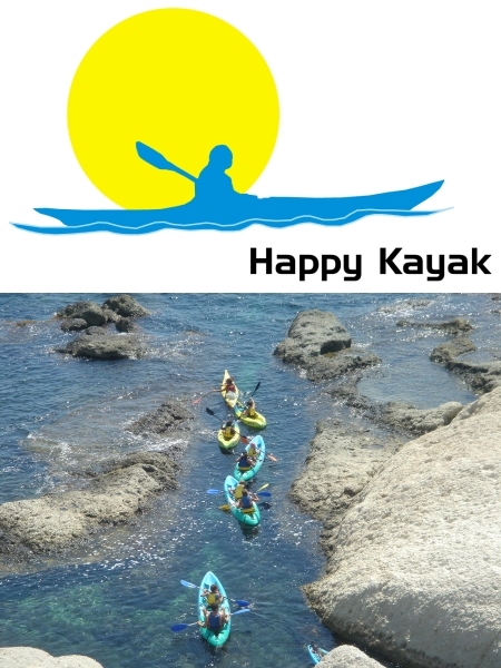 Happy Kayak